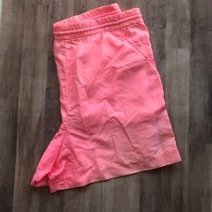 Bay Club Active Vintage Neon Pink Shorts 80's